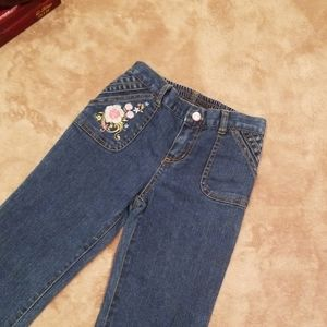 DISNEY princess jeans. Flared jeans